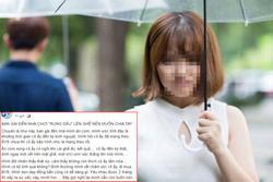 OÁI OĂM: Bạn gái đến nhà chơi 'rụng dâu' lên ghế khiến chàng trai 'buồn nôn', cư dân mạng tư vấn 'cực gắt'