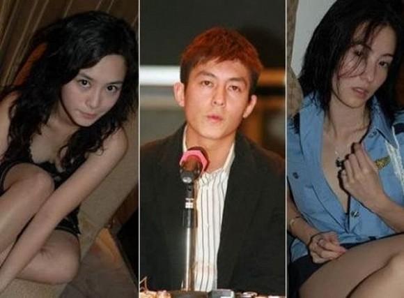 Tại sao nhiều sao nữ Cbiz thích chơi với tra nam Trần Quán Hy - người từng bị lộ 1.300 ảnh nóng?-1