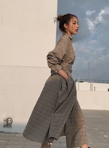 Phương Mỹ Chi mang áo dài checkin Thái Lan - Chi Pu lên đồ chất lừ như siêu sao-10