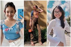 Phương Mỹ Chi mang áo dài checkin Thái Lan - Chi Pu lên đồ chất lừ như siêu sao