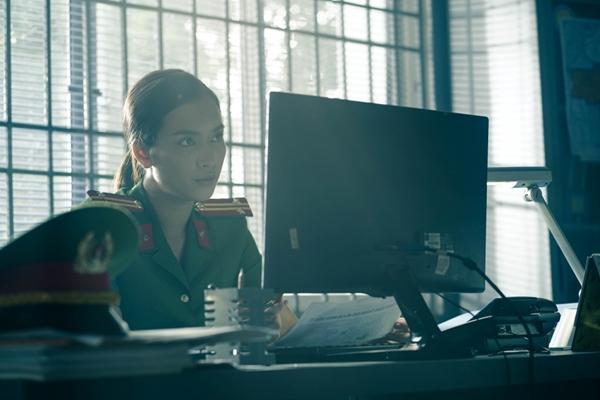 Ái Phương thử thách bản thân với vai diễn nữ trinh sát-1
