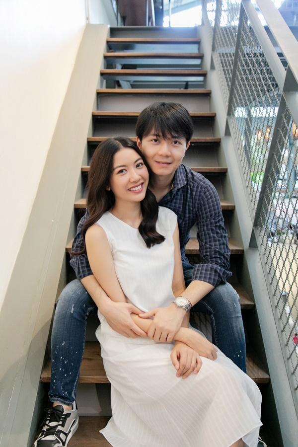 Á hậu Thúy Vân: Chồng tôi không phải đại gia, sao phải quan tâm bàn tán thiên hạ-4