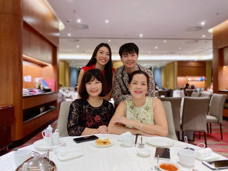Á hậu Thúy Vân: Chồng tôi không phải đại gia, sao phải quan tâm bàn tán thiên hạ-5