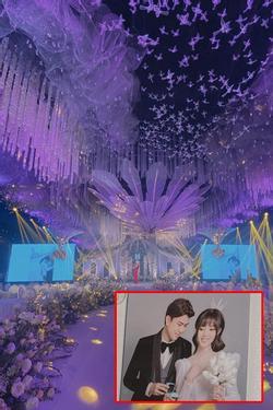 Choáng ngợp siêu đám cưới ở Ninh Hiệp: 'Cung điện' rộng 1.600m2, riêng rạp cưới hơn 1 tỷ, nhiều 'sao bự' góp mặt