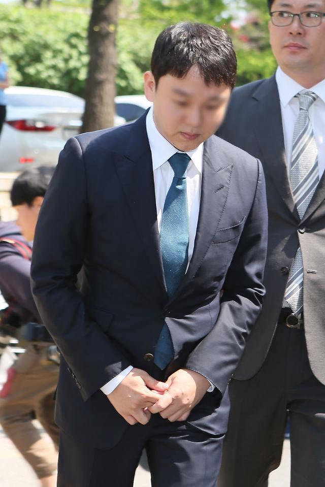 Chồng Park Han Byul thừa nhận môi giới mại dâm và biển thủ-1