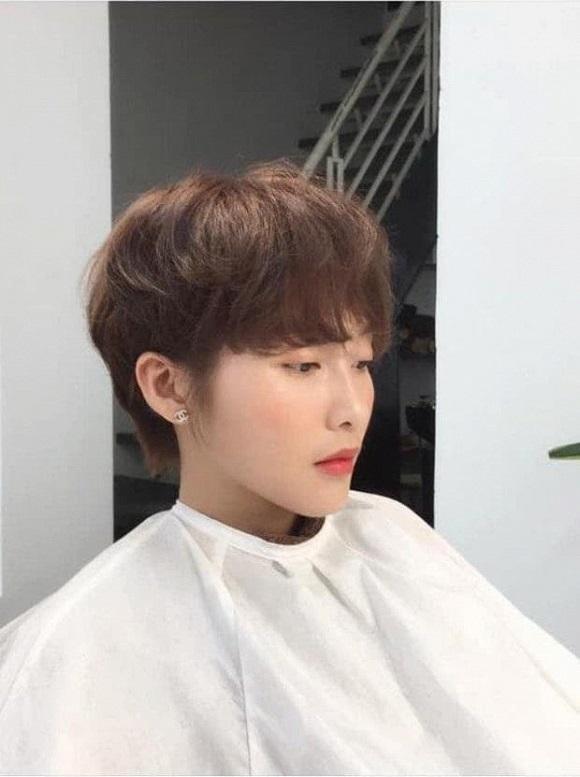 Thúy Vân trang điểm như cô dâu Hàn - Lệ Quyên cắt mái bằng sai quá sai-4