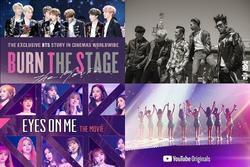 Việt Nam có Sơn Tùng chơi lớn phát hành phim liveshow, Hàn Quốc có Big Bang - BTS xịn xò gấp bội