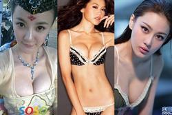 Những vòng 1 'đồ sộ' của mỹ nhân Hoa ngữ trên màn ảnh