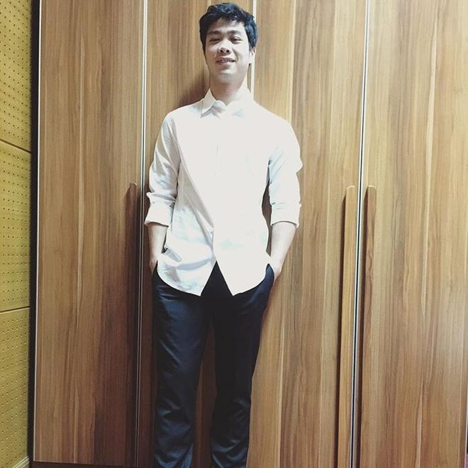 Công Phượng vẫn ăn mặc giản dị nhưng sành điệu hơn xưa-2