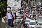 Bão số 1 giật cấp 11, Hà Nội mưa to-2