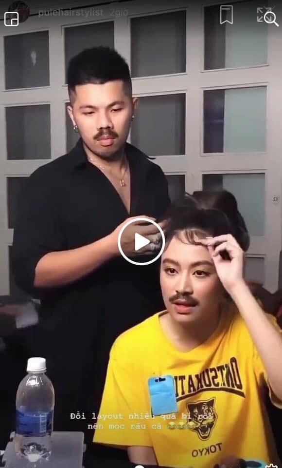 Loạt ảnh tình cảm của Hoàng Thùy Linh và Gil Lê-5