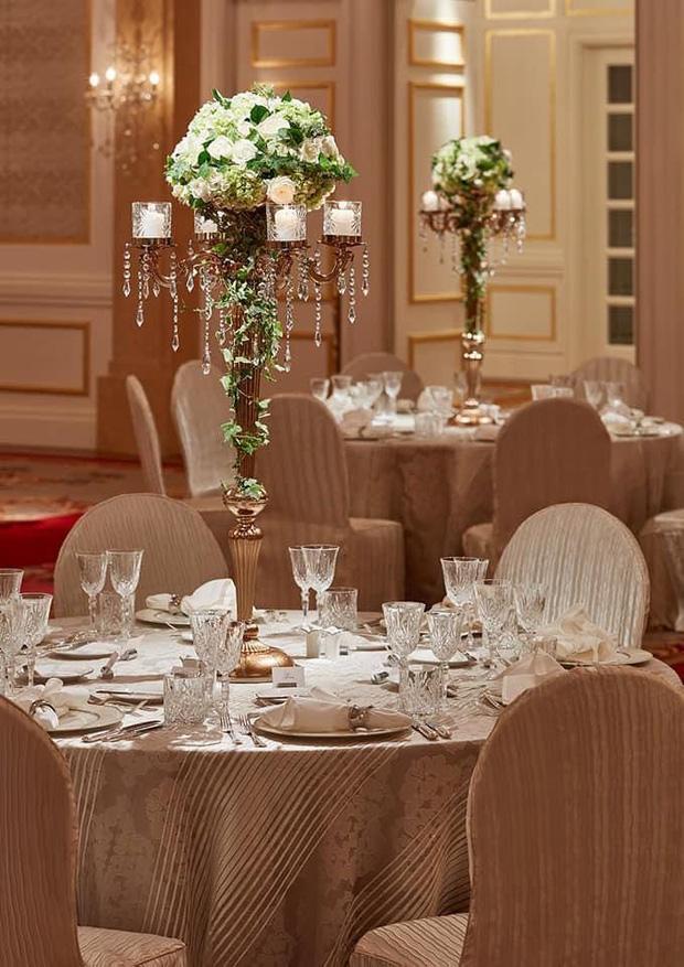 Toàn cảnh lễ ăn hỏi Công Phượng: Khách sạn đắt nhất Sài Gòn, chi phí tiệc 3 triệu/người-7