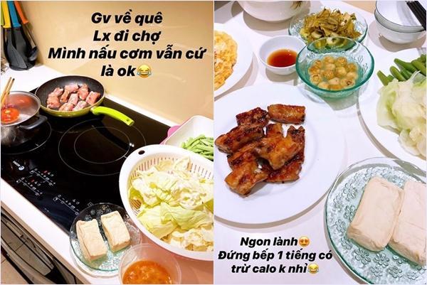 Lấy chồng đại gia có tiếng Hà Thành, nhưng nhìn bữa cơm giản dị của BTV Mai Ngọc khiến nhiều người ngạc nhiên và lý do cũng thật bất ngờ-2