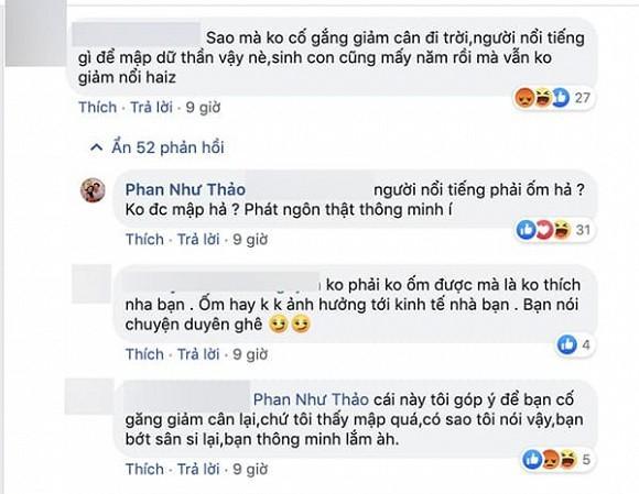 Lâu lắm mới đăng ảnh đồ tắm, Phan Như Thảo bị chê: Người nổi tiếng gì để mập dữ thần?-3