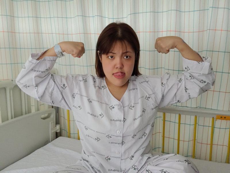 Thánh ăn Hàn Quốc Yang Soobin mắc ung thư tuyến giáp sau nỗ lực giảm 33kg-1