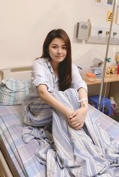 Bệnh ung thư bị chẩn đoán xấu, MC Diệu Linh phải ghép tủy-4