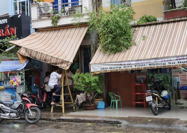 Mưa lớn kèm gió mạnh khiến phượng lại bật gốc, 3 nữ sinh ở Đồng Nai bị đè xây xát-3