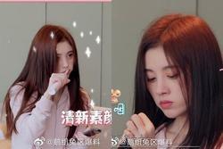Tranh cãi 'mỹ nữ 4.000 năm' Cúc Tịnh Y có để mặt mộc không, dân mạng khuyên nên học Jun Ji Hyun ở khoản make-up y như không make-up