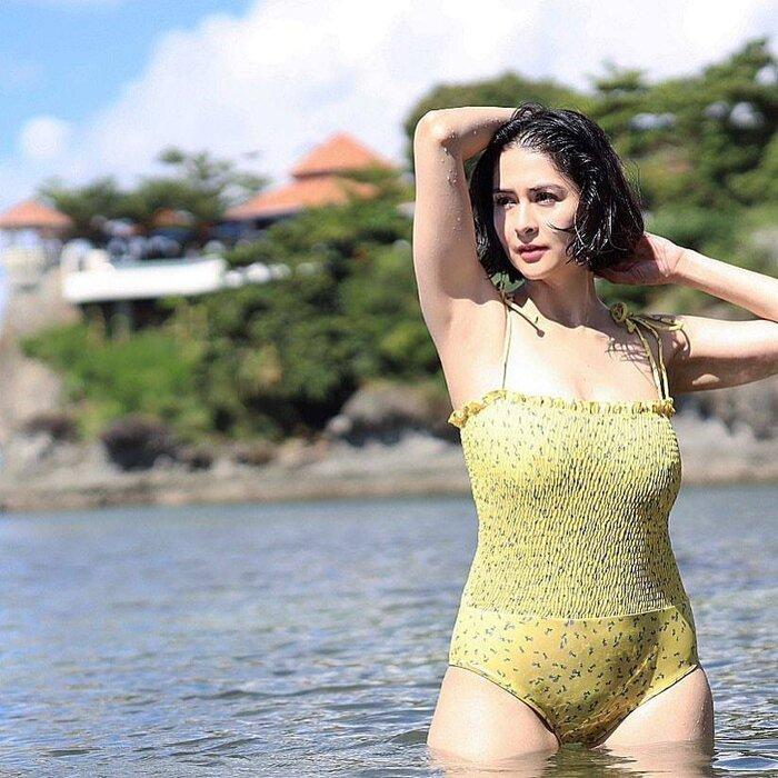 Mỹ nhân đẹp nhất Philippines khoe dáng nuột, eo thon sau thời gian phát tướng hậu sinh con-3