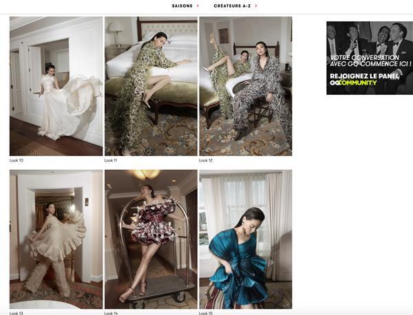 Thanh Hằng và Hồ Ngọc Hà sánh đôi xuất hiện trên tạp chí Vogue Pháp-2