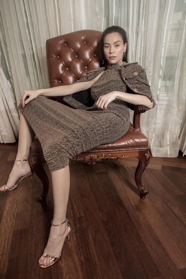 Thanh Hằng và Hồ Ngọc Hà sánh đôi xuất hiện trên tạp chí Vogue Pháp-7