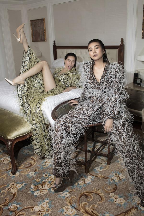 Thanh Hằng và Hồ Ngọc Hà sánh đôi xuất hiện trên tạp chí Vogue Pháp-8