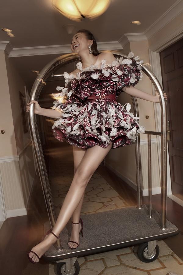 Thanh Hằng và Hồ Ngọc Hà sánh đôi xuất hiện trên tạp chí Vogue Pháp-10