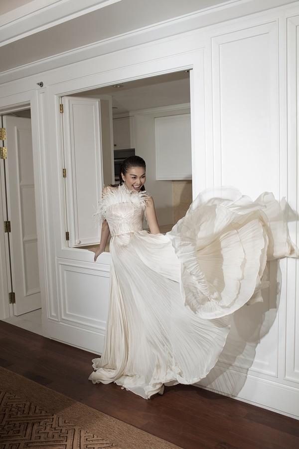 Thanh Hằng và Hồ Ngọc Hà sánh đôi xuất hiện trên tạp chí Vogue Pháp-12