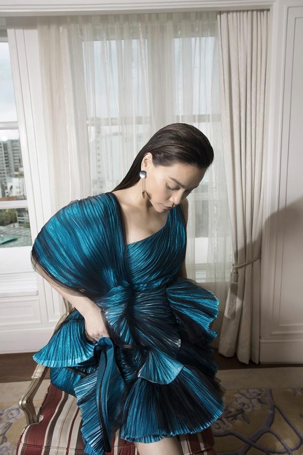 Thanh Hằng và Hồ Ngọc Hà sánh đôi xuất hiện trên tạp chí Vogue Pháp-14