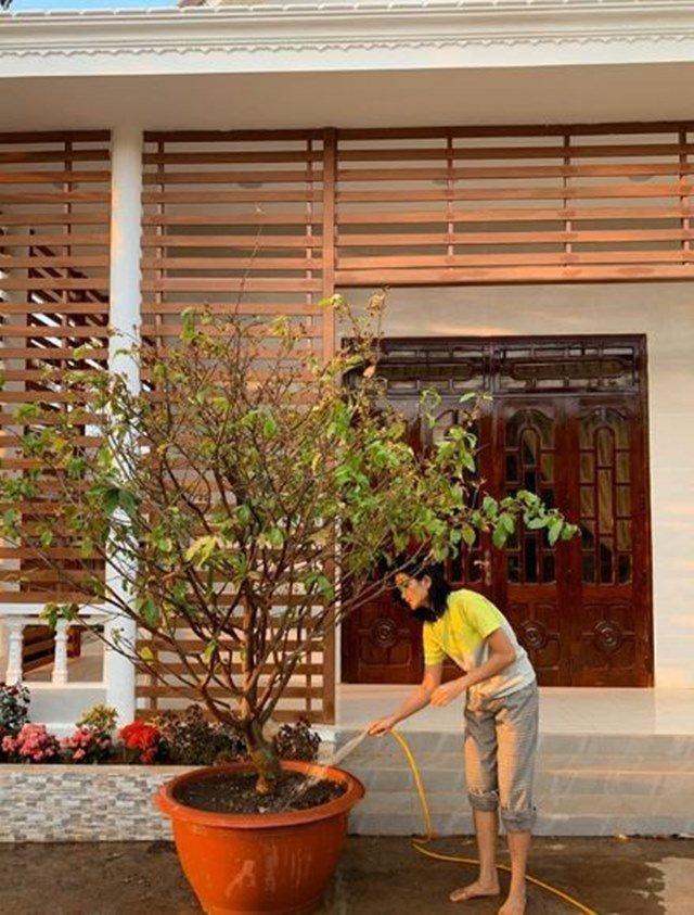 Đột nhập ngôi nhà sang trọng HHen Niê vừa hoàn thiện tại Đắk Lắk-3