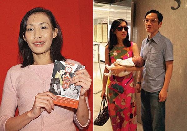 Nữ thần phim nóng Hong Kong: Lấy chồng xấu xí, đau đớn vì luôn bị người ta ruồng bỏ-6