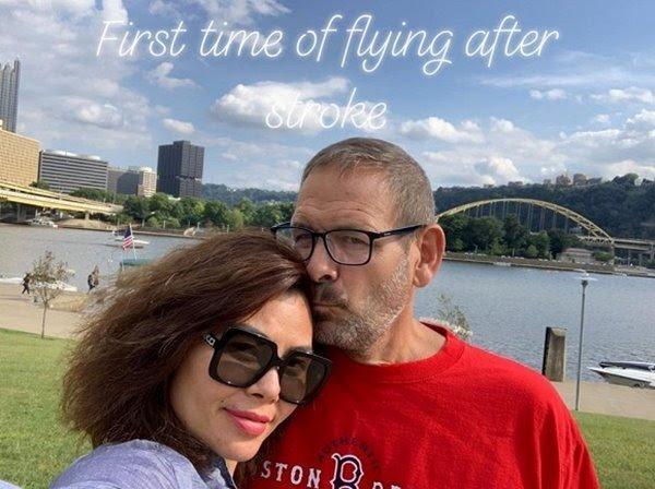 Cuộc sống ở Mỹ của Ngọc Anh 3A và chồng Tây sau thời gian chiến đấu với bệnh tật-1