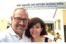 Cuộc sống ở Mỹ của Ngọc Anh 3A và chồng Tây sau thời gian chiến đấu với bệnh tật