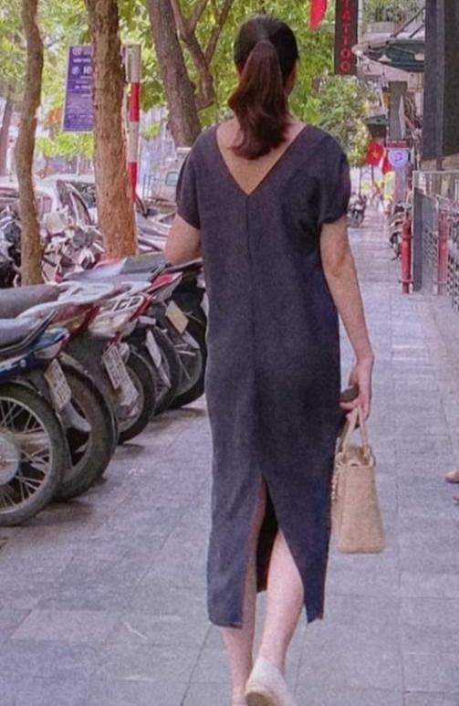 Đàm Thu Trang phá dáng thấy rõ giữa nghi vấn bầu sắp sinh-2