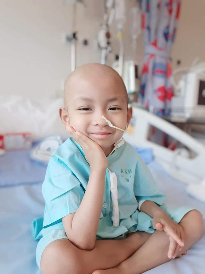 Cảm động tình cha con trong cuộc chiến với u nguyên bào thần kinh-4