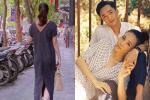Đàm Thu Trang phá dáng thấy rõ giữa nghi vấn bầu sắp sinh
