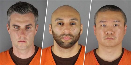 Cựu cảnh sát Minneapolis yêu cầu không nên làm thế trong vụ ghì chết George Floyd-1
