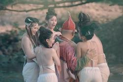 'Tây Du Ký' phiên bản mới gây tranh cãi bởi cảnh nóng phản cảm, dung tục