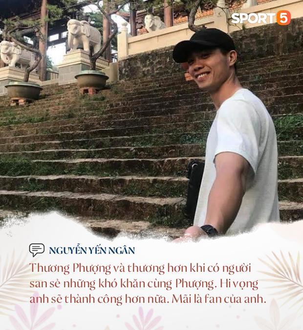 Xúc động lời fan nhắn gửi khi Công Phượng kết hôn với Viên Minh: Chàng trai thanh xuân của tôi, hạnh phúc nhé!-2