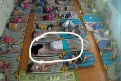 Phụ huynh 'chết ngất' khi thấy cảnh nhạy cảm trong lớp mầm non ở Hải Phòng