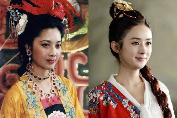 Triệu Lệ Dĩnh, Trịnh Sảng bị phản đối vì đóng lại vai diễn nổi tiếng-1
