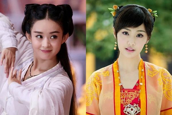 Triệu Lệ Dĩnh, Trịnh Sảng bị phản đối vì đóng lại vai diễn nổi tiếng-2