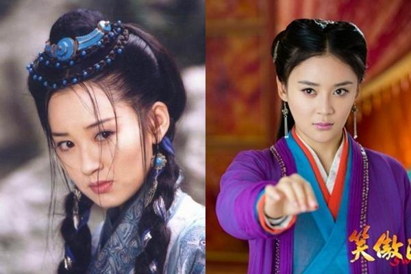 Triệu Lệ Dĩnh, Trịnh Sảng bị phản đối vì đóng lại vai diễn nổi tiếng-4