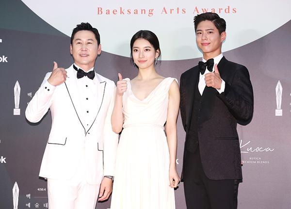 Thảm đỏ Baeksang Arts Awards 2020: Son Ye Jin nổi bật giữa dàn sao hàng đầu-1