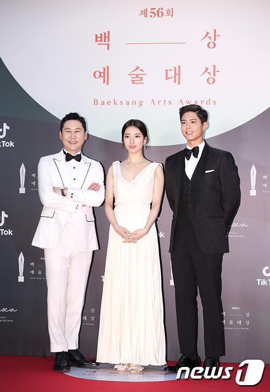 Thảm đỏ Baeksang Arts Awards 2020: Son Ye Jin nổi bật giữa dàn sao hàng đầu-2