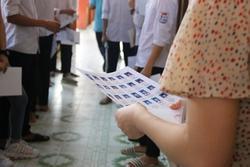 Kỳ thi khảo sát trực tuyến lớp 12 của Hà Nội bị hacker tấn công