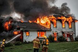 Mơ thấy cháy nhà đừng vội hốt hoảng, đây là điềm báo bạn sớm đổi vận