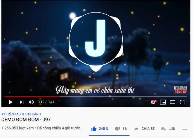 Sơn Tùng M-TP đã là quá khứ, Jack - Chi Pu giờ đây là cái tên top 1 trending Youtube yêu thích-4