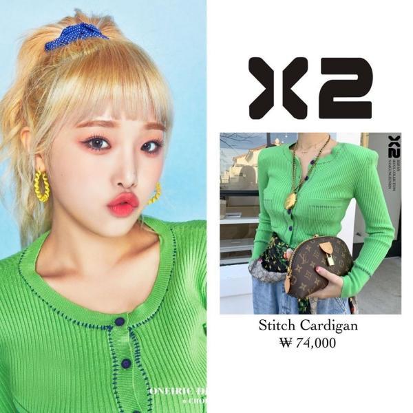Nhìn giá quần áo Iz*One mặc trong teaser đợt comeback này mà sốc, tiền đi đâu hết rồi?-4