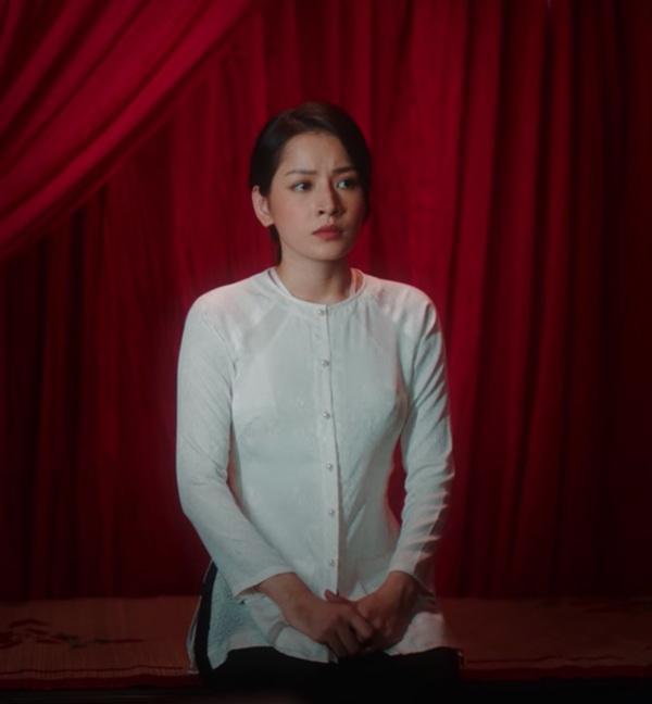 Chiếc áo bà ba biến phái đẹp trở nên dịu dàng đoan trang, kể cả Chi Pu hay Ngọc Trinh-6